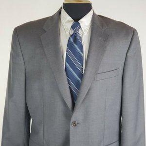 Jos A Bank Signature Gold 42 R 2 Button Wool